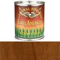 General Finishes Wood Stain Water Based Early American Stain Pint