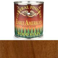 General Finishes Wood Stain Water Based Early American Stain Quart