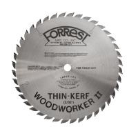 Forrest WW08407100 Woodworker II Saw Blade 8
