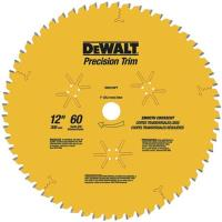 DeWalt DW3232PT Fine Cut Coated Circular Saw Crosscut Saw Blade 12
