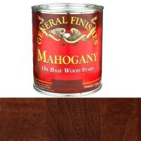 General Finishes Mahogany Oil Stain Quart