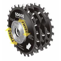 Freud SD608 Circular Saw Dial Dado Blade Set 8