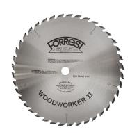 Forrest WW12407125 Woodworker II Saw Blade  12