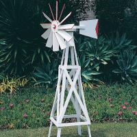 Farm-Style Windmill Bearing Kit No. 695BK for Windmill Paper Plan No.