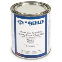 Behlen Water-Based Grain Filler Neutral Quart