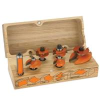 CMT 800.520.11 Cabinetmaking Router Bit Set Ogee Profile - 1/2