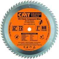 CMT 253.072.12 ITK Finish Compound Miter Saw Blade 12