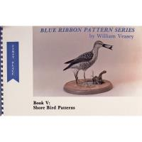 Blue Ribbon Pattern Series Shore Bird Patterns