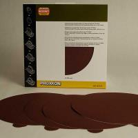 Adhesive Sanding Disk Aluminum Oxide 150 Grit Pack of 5