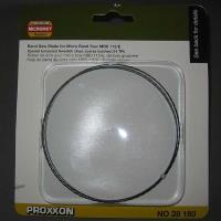 Band Saw Blade for Proxxon MBS 115/E Special Tempered Coarse 14 TPI