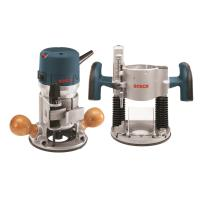 Bosch 2.25 HP EVS Fixed and Plunge Base Router Combo Kit