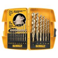 DeWalt 16 PC. Pilot Point Set Model DW1956