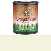 General Finishes Antique White Milk Paint Pint