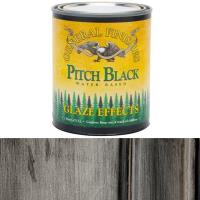 General Finishes Pitch Black Glaze Pint