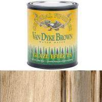 General Finishes Van Dyke Brown Glaze Pint