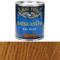 General Finishes American Oak Gel Stain Quart