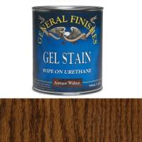 General Finishes Antique Walnut Gel Stain Quart