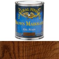 General Finishes Brown Mahogany Gel Stain Pint