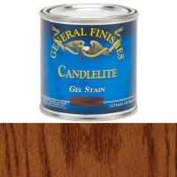 General Finishes Candlelite Gel Stain 1/2 Pint