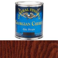 General Finishes Georgian Cherry Gel Stain Pint