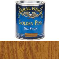 General Finishes Golden Pine Gel Stain Quart