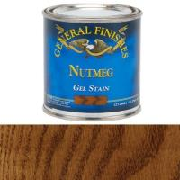 General Finishes Nutmeg Gel Stain 1/2 Pint