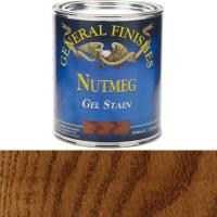 General Finishes Nutmeg Gel Stain Quart