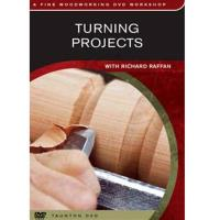 Turning Projects DVD