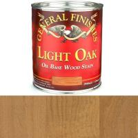 General Finishes Light Oak Oil Stain Quart