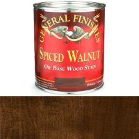 Oil Based Stain Spiced Walnut Quart