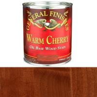 General Finishes Warm Cherry Oil Base Quart