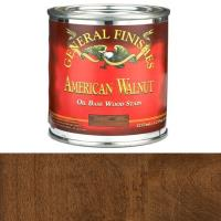 Oil Based Stain American Walnut 1/2 Pint