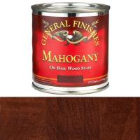 General Finishes Mahogany Oil Stain 1/2 Pint