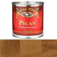 General Finishes Pecan Oil Stain 1/2 Pint