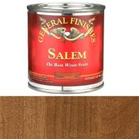 General Finishes Salem Oil Stain 1/2 Pint