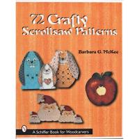 72 Crafty Scrollsaw Patterns