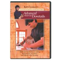 Rob Cosman Advanced Handcut Dovetails DVD