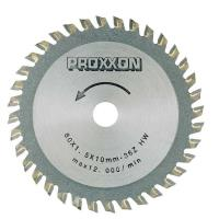 Carbide-Tipped Saw Blade for Proxxon FKS/E FET and KGS 80 36 teeth