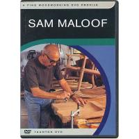 Sam Maloof Fine Woodworking Profile - DVD