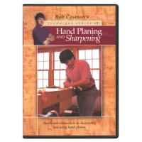 Rob Cosman Hand Planing and Sharpening DVD