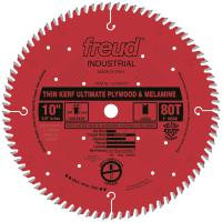 Freud LU79R010 Circular Saw Plywood/Melamine Saw Blade 10