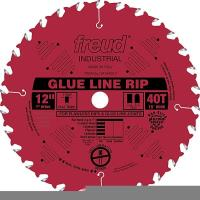 Freud LM74R012 Glue Line Rip Saw Blade 12
