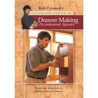 Rob Cosman Drawer Making-The Professional Approach DVD