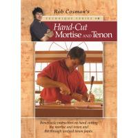 Rob Cosman Hand Cut Mortise and Tenon DVD