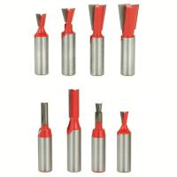 Freud 96-102 Incra Jig Router Router Bit Set 8-Piece 1/2