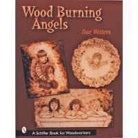 Wood Burning Angels