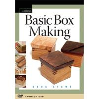Basic Box Making - DVD