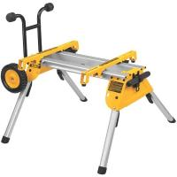 DeWalt Heavy-Duty Rolling Table Saw Stand Model DW7440RS