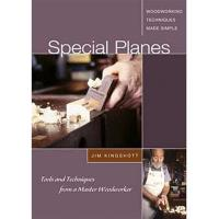 Special Planes Tools and Techniques from a Master Woodworker (DVD)