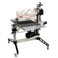 Jet Pro Drum Sander 3HP 1Ph DRO Tables and Casters Model 22-44